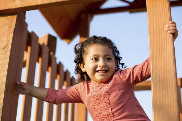 Even as two-year-olds, girls are more independent and sociable