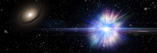 Exiled stars explode far from home