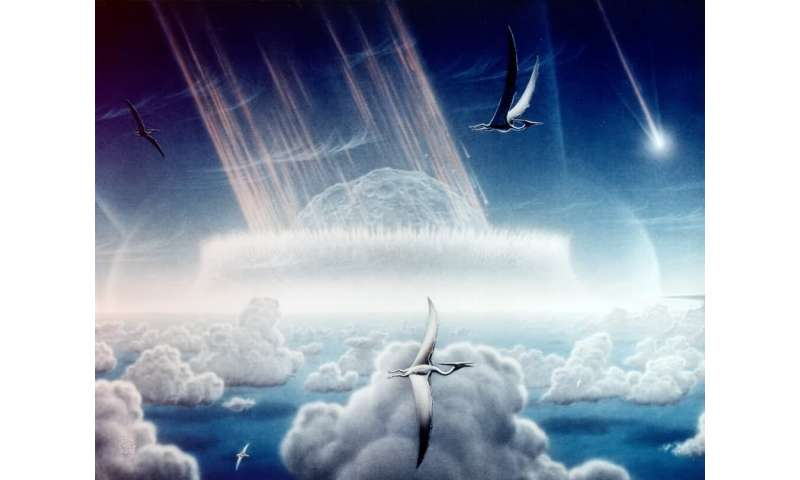 Expedition will sample crater left by dinosaur-killing asteroid
