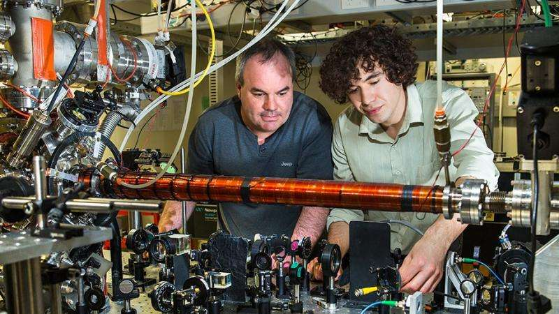 Experiment confirms quantum theory weirdness