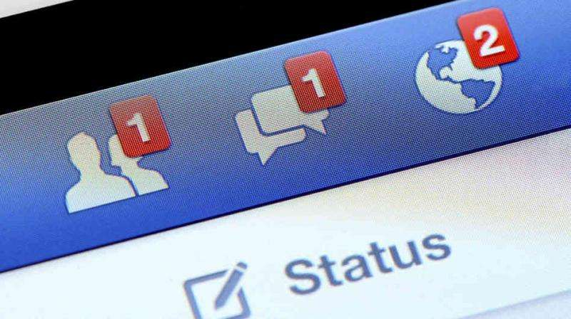 Facebook status updates reveal low self-esteem and narcissism