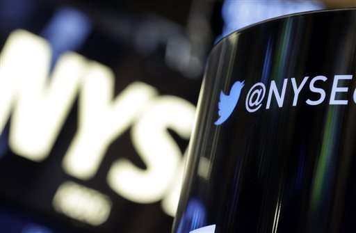 Fake story on buyout sends Twitter stock briefly higher