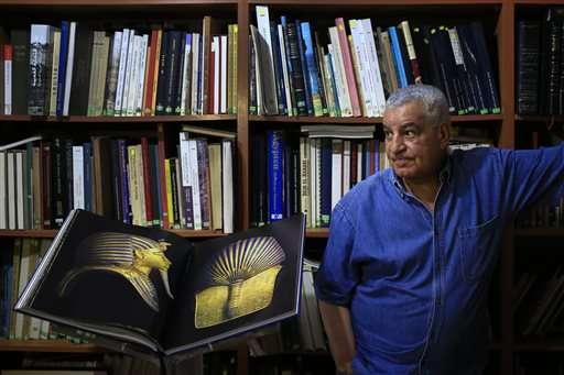 Fallen Egypt archaeologist wants international Grand Museum