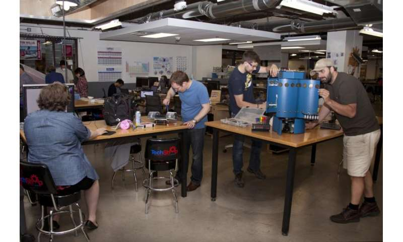 Fast track program invites non-traditional roboticists to help bolster national security