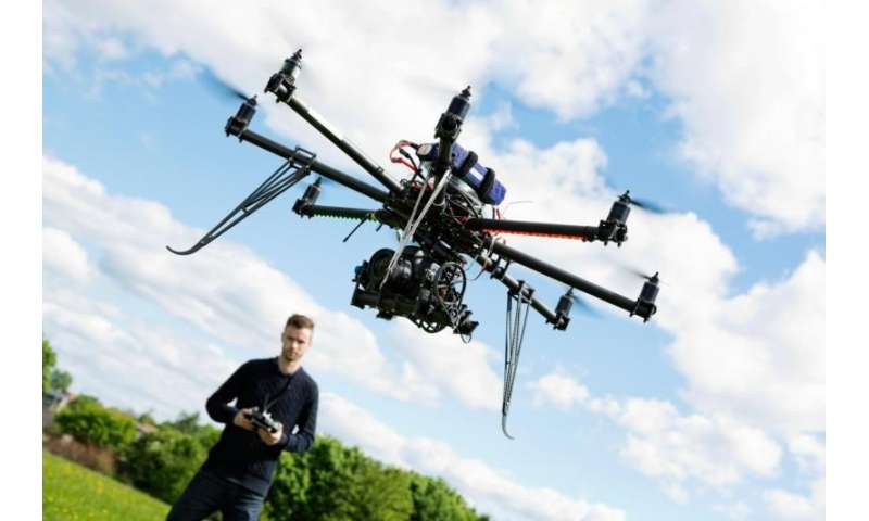 Five awesome uses for drone technology