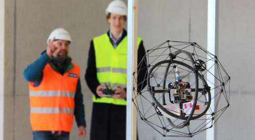 Flyability set to empower drones for good deeds