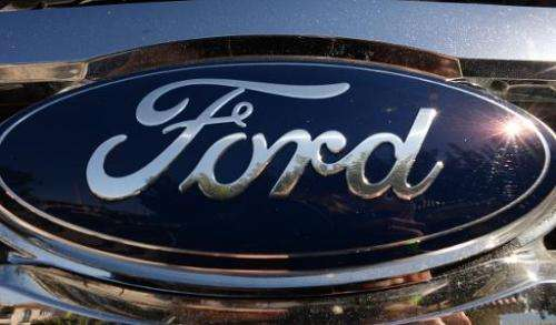 Ford opened a new research center in Silicon Valley on Thursday, stepping up the company's efforts on connected vehicles, autono