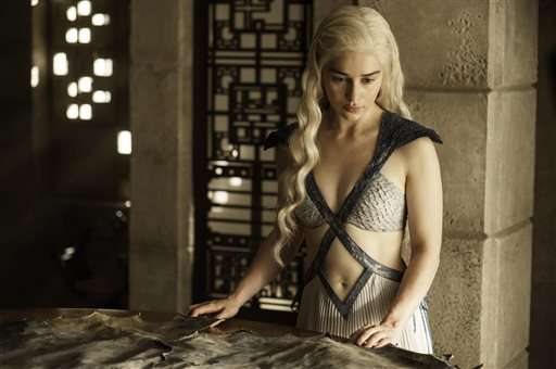 Four 'Game of Thrones' episodes leaked as new season begins