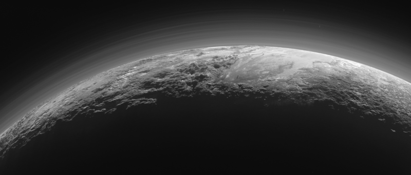 Four months after Pluto flyby, New Horizons yields wealth of discovery