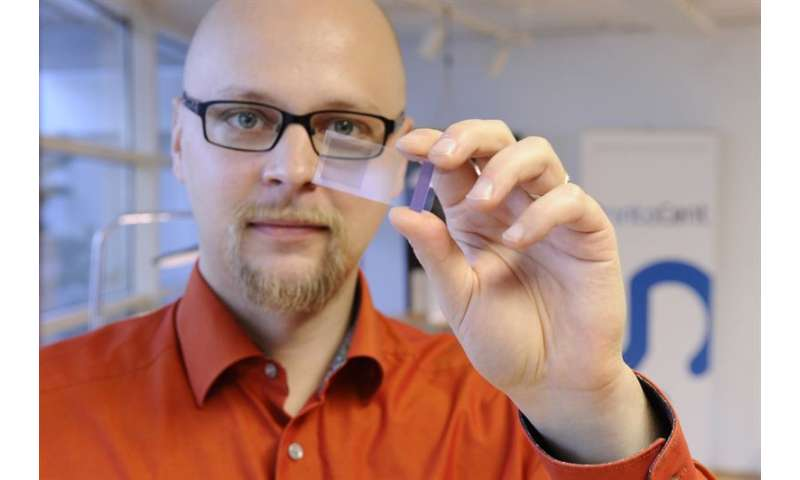 Functionality of smartphones can even be integrated into ordinary glasses