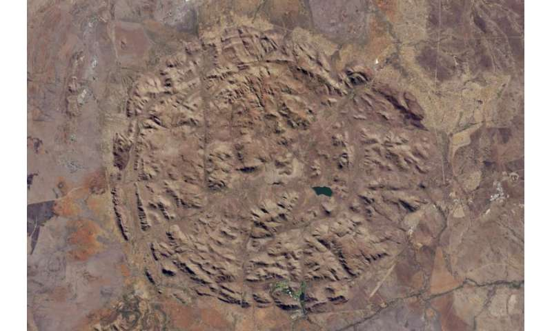 Geology of the Pilanesberg Ring Dike Complex