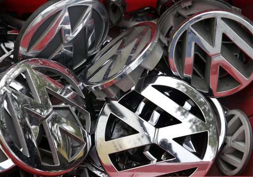 germany vw cars with suspect software in europe too