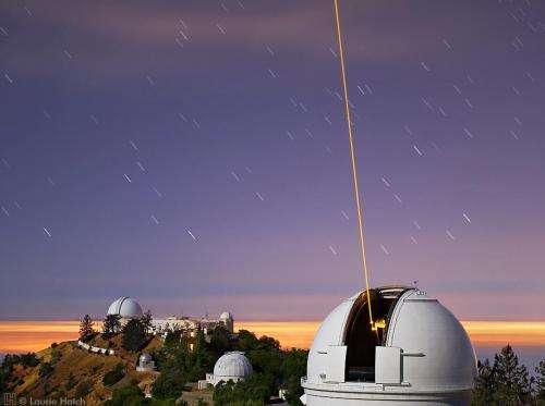 Google gives University of California's Lick Observatory $1 million