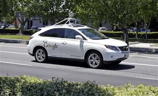 Google releases more details on self-driving car accidents