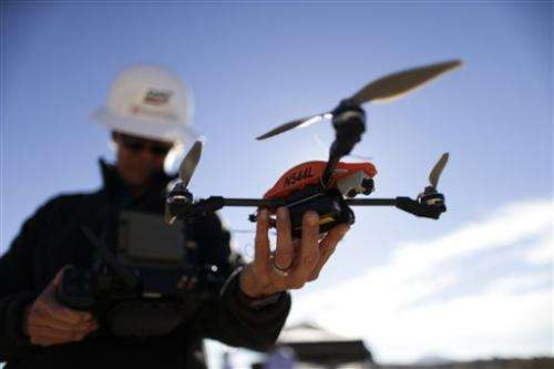 Gov't proposes rules for routine commercial use of drones