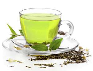 Green tea as a therapeutic delivery system for anticancer drugs