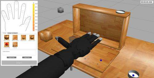 Haptix starts work to provide prosthetic hands with sense of touch