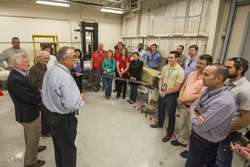 Hardware from old nuclear weapons systems becomes valuable teaching resource