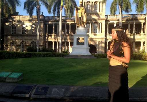 Hawaii Supreme Court hears Mauna Kea telescope case