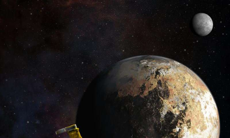 Kerberos Moon Of Plluto: Heliophysicist Waits Nearly 10 Years For Pluto Flyby