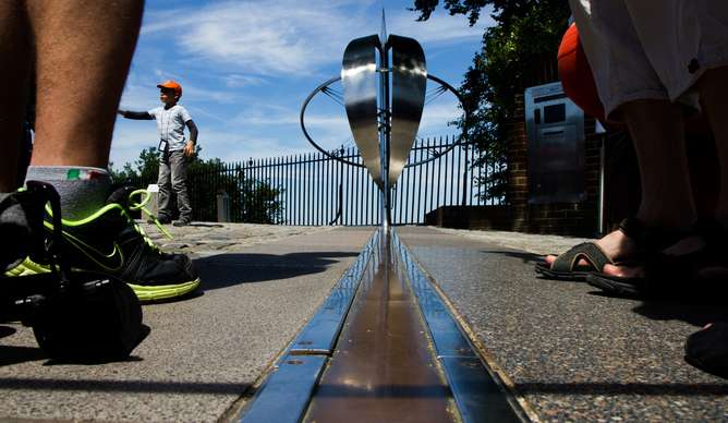Here's why the Greenwich Prime Meridian is actually in the wrong place