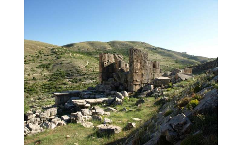 Heritage destruction in conflict zones provides archaeological opportunities