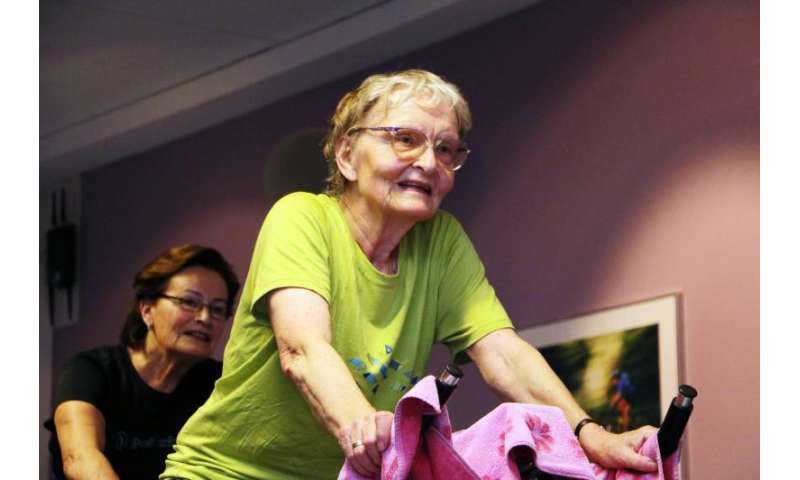 High intensity training helps ease arthritis pains