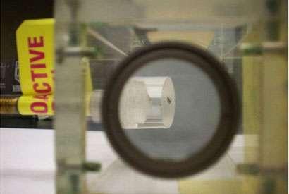 Historic plutonium sample traced to Seaborg, Manhattan Project