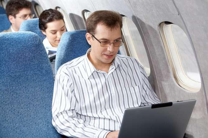 How a hacker could hijack a plane from their seat