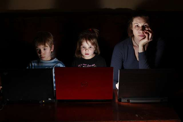 How children view privacy differently from adults