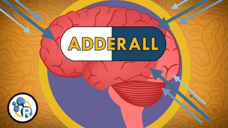 How does Adderall™ work? (video)