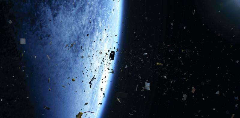 How to clean up space debris – using game theory