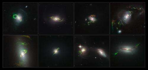 Hubble finds ghosts of quasars past