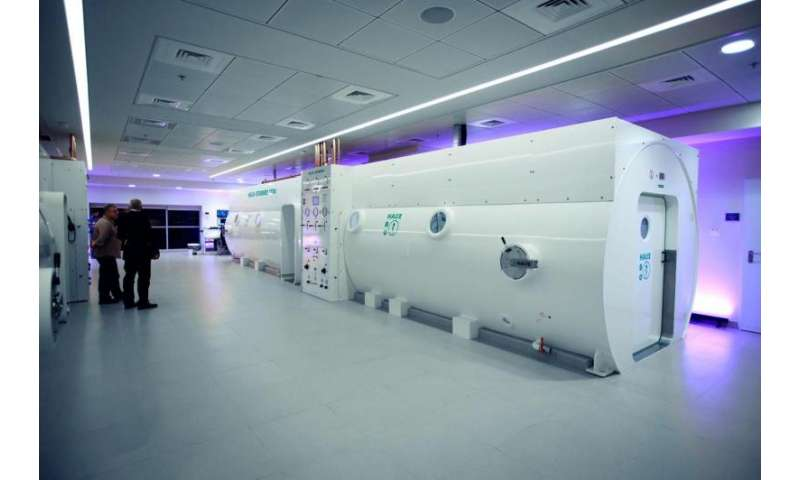 Hyperbaric hope for fibromyalgia sufferers
