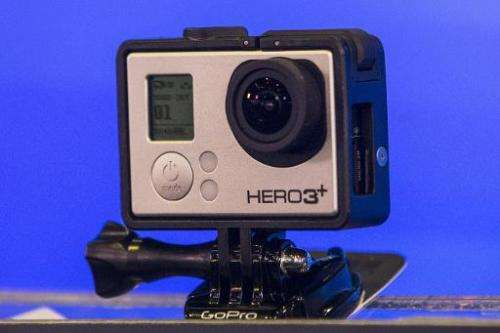 Ice hockey fans will get a new perspective on the fast-moving game when National Hockey League players don GoPro cameras, starti