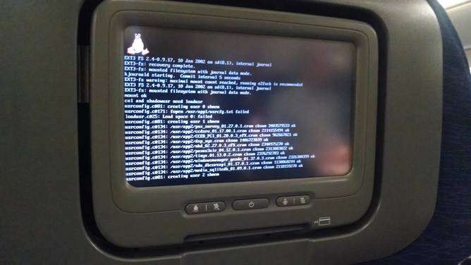 If airlines offer in-flight Wi-Fi, they should invest in an extra black box for security
