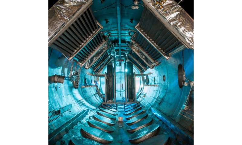 Image: Journey to space in a vacuum chamber