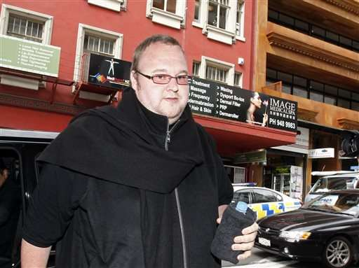 Internet company launched by Kim Dotcom fails to list in NZ