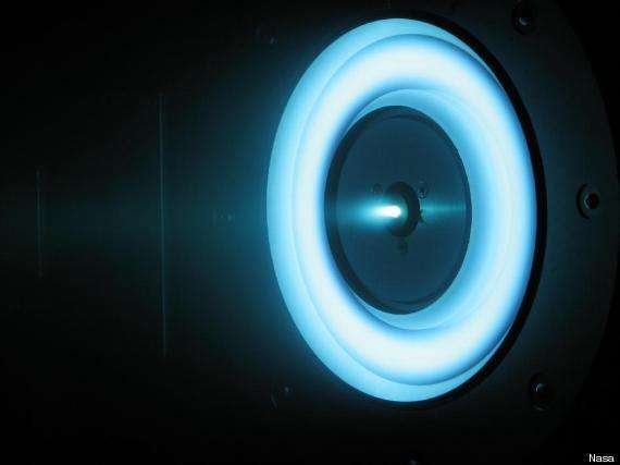 Ion propulsion—the key to deep space exploration