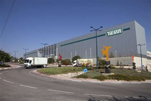 Israel's Teva buys Allergan generic drug company for $40.5B