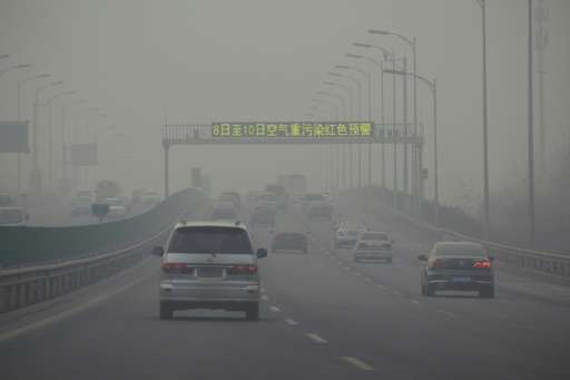 It remains unclear how Beijing will respond to future airborne smog peaks