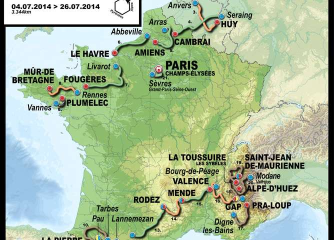 It takes a special kind of cyclist to win the Tour de France