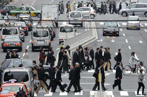Japan is one of the few leading polluters that has not yet declared a target on emission cuts