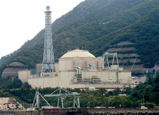 Japan regulator wants plutonium reactor operator replaced