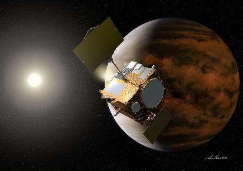 Japan's Akatsuki spacecraft to make second attempt to enter orbit of Venus in December 2015