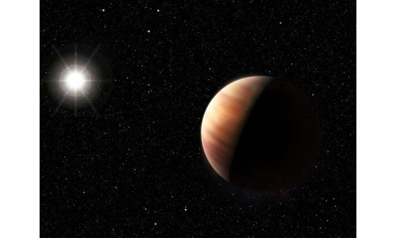 Jupiter twin discovered around solar twin
