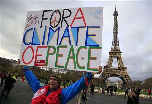Key points of the landmark Paris climate agreement