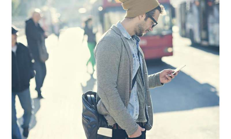 Lack of attention, self-control predict dangerous texting behaviors