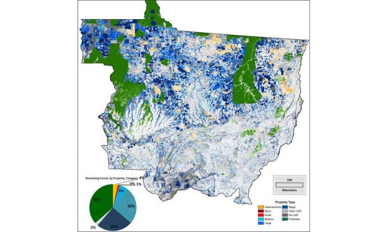 Large landowners key to slowing deforestation in Brazil