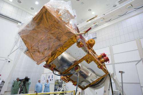 Last look at Sentinel-2A
